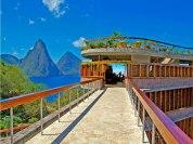 Plus beau panorama du monde bar et restaurant Caraibes